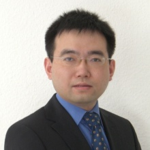 This image shows Yong Cui
